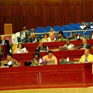 Sipopo : Conférence des maires africains et afro-américains